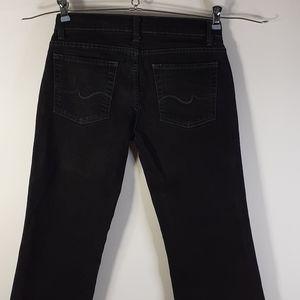 Nobo Denim Junior 5 Petite Black Jeans